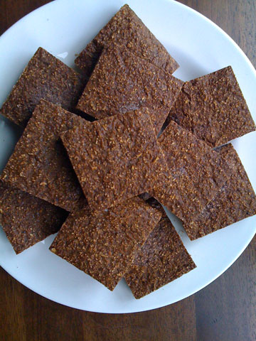 Liver Brownies
